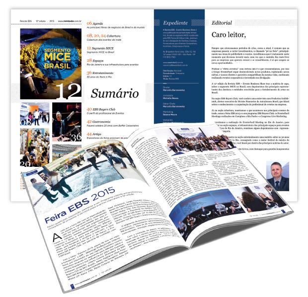 Revista EBS - Público Leitor