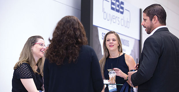 Networking e negócios na Feira EBS