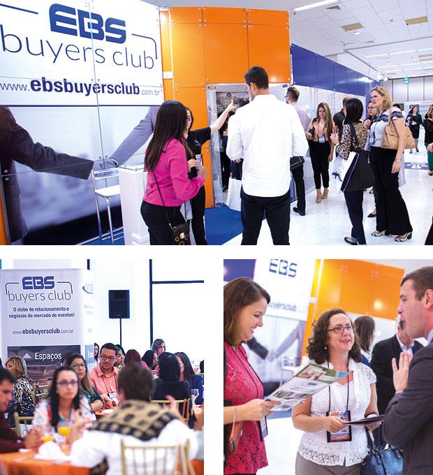 Associados EBS Buyers Club na Feira EBS 2015