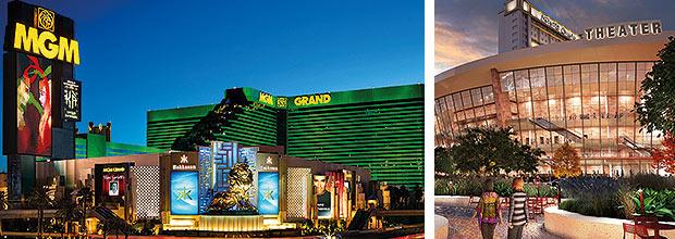 MGM em Las Vegas