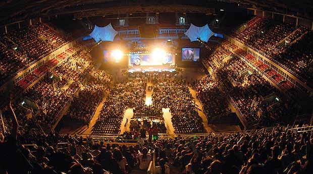 HSBC Arena RJ