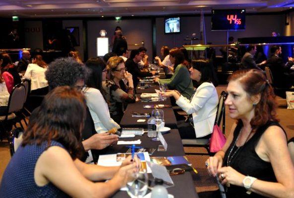 Speed Meeting São Paulo 2016 - Hotel Tivoli Mofarrej