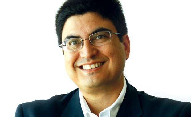 Álvaro Almeida é sócio fundador da Report Sustentabilidade.