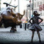 """Fearless Girl"", ou garota destemida, criada pela McCann Nova York, foi o case do ano no festival"