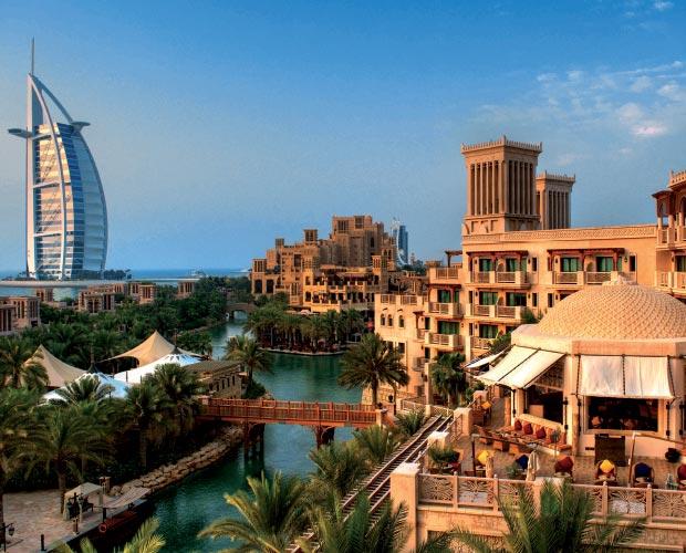 Espaços em Dubai