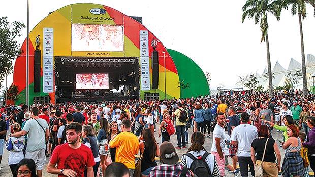 Boulevard Olímpico Rio 2016