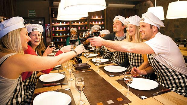 A gastronomia pode ser usada  como ferramenta de marketing de experiência para criar sensações positivas no público-alvo