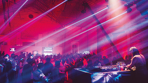 O Campari Red Experience levou uma série de eventos para diversas cidades do Brasil no final de 2016