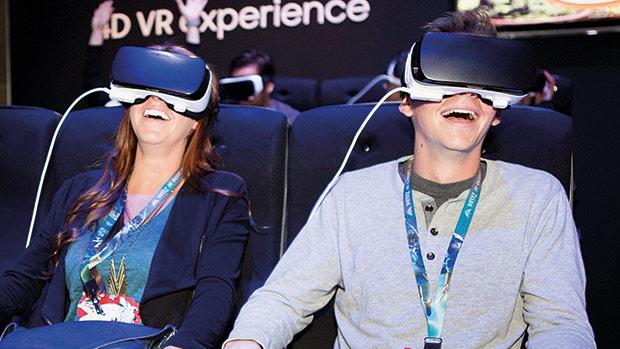 A realidade virtual demonstra uma forte ferramenta para o marketing de experiência