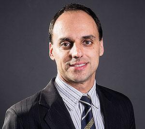Renato Citrini, gerente sênior de produtos de dispositivos móveis da Samsung Brasil