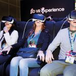 Realidade virtual Samsung