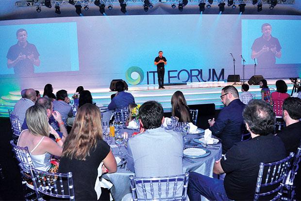 Edição 2015 do IT Forum - Divulgação: Assessoria