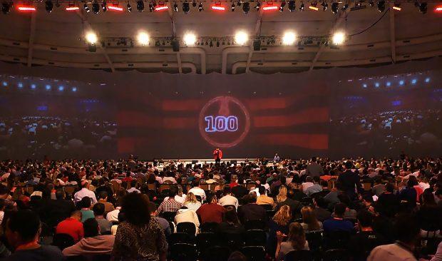 Ebulição Instantânea reuniu 2100 pessoas em 2017 - Foto: Divulgação Assessoria