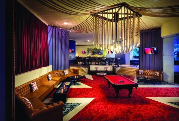 Espaço Hard Rock Hotel