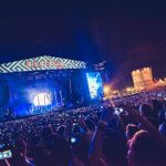 Palco do Lollapalooza Brasil
