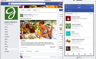 busca de emprego no facebook