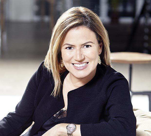 Poliana Sousa Diretora de Marketing da P&G