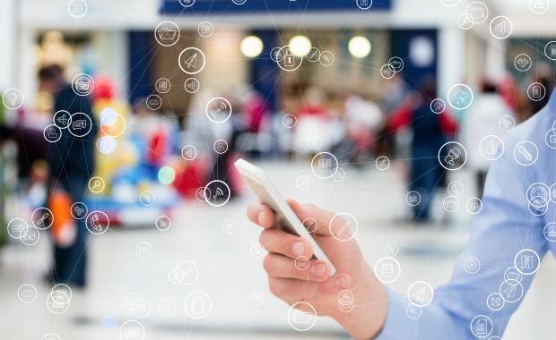 redes sociais e eventos
