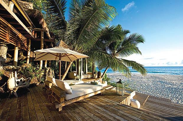 North Island Terrace em Seychelles