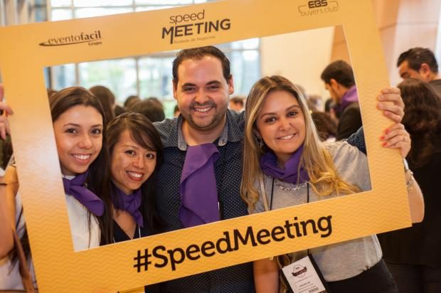 Speed Meeting RH convidados