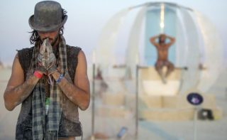 Daniel Strickland Burning Man