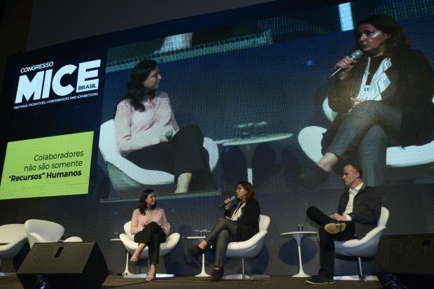 Alinne Rosa, Lana Salles e Marcio Esher