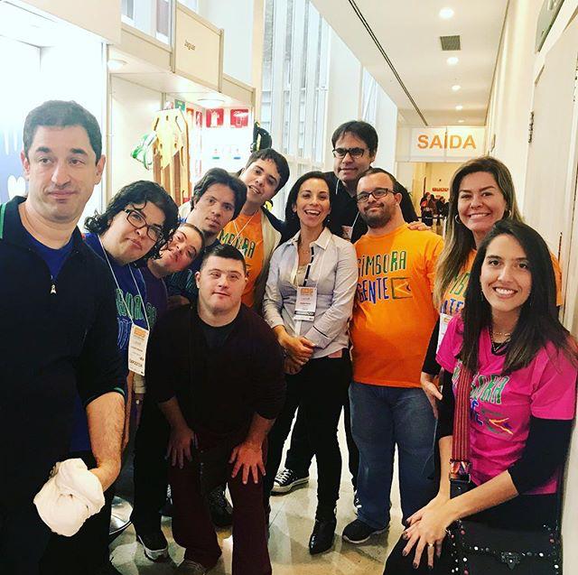Simbora Gente participa da Feira EBS 2018