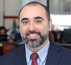 Rogério De Nadai, diretor da Five Transportes