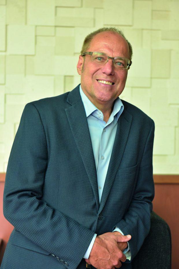 Foto: Alexis Pagliarini - presidente executivo da AMPRO