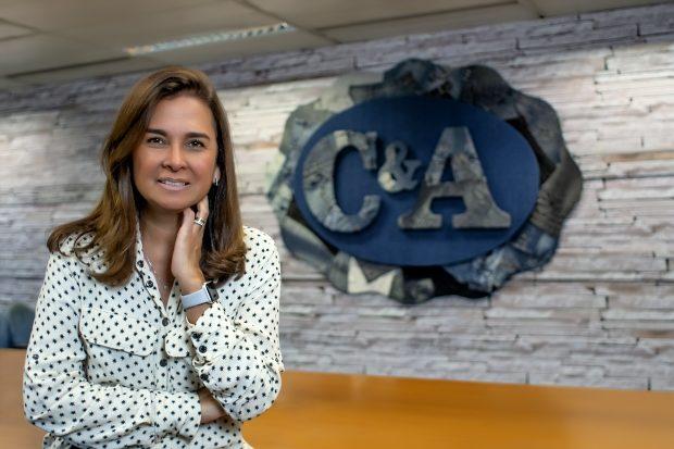 Márcia Costa, vice-presidente de Gente & Gestão da C&A