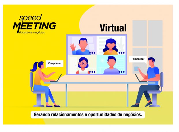 Foto: Speed Meeting Virtual
