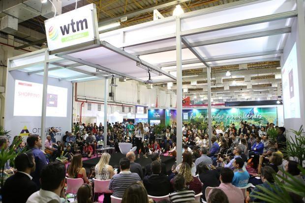 Palestras WTM Latin America 2019 - Foto: Divulgação/WTM Latin America
